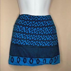 EUC, Sz M BDG Blue Mini Skirt